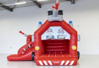 Bouncy+castle+with+slide+fire+truck 2205793